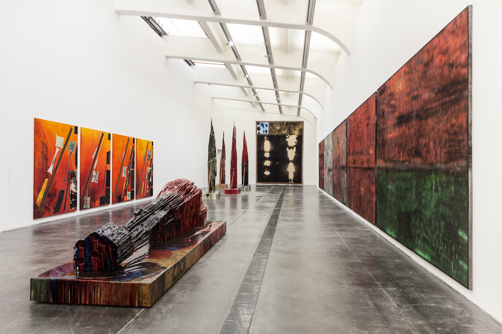 Installation view of The Los Angeles Project at the Ullens Center for Contemporary Art, Beijing, China, 2014. Photo by Yang Chao Photo Studio. Courtesy Ullens Center for Contemporary Art.