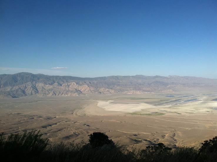 owens valley and inyo mountains_