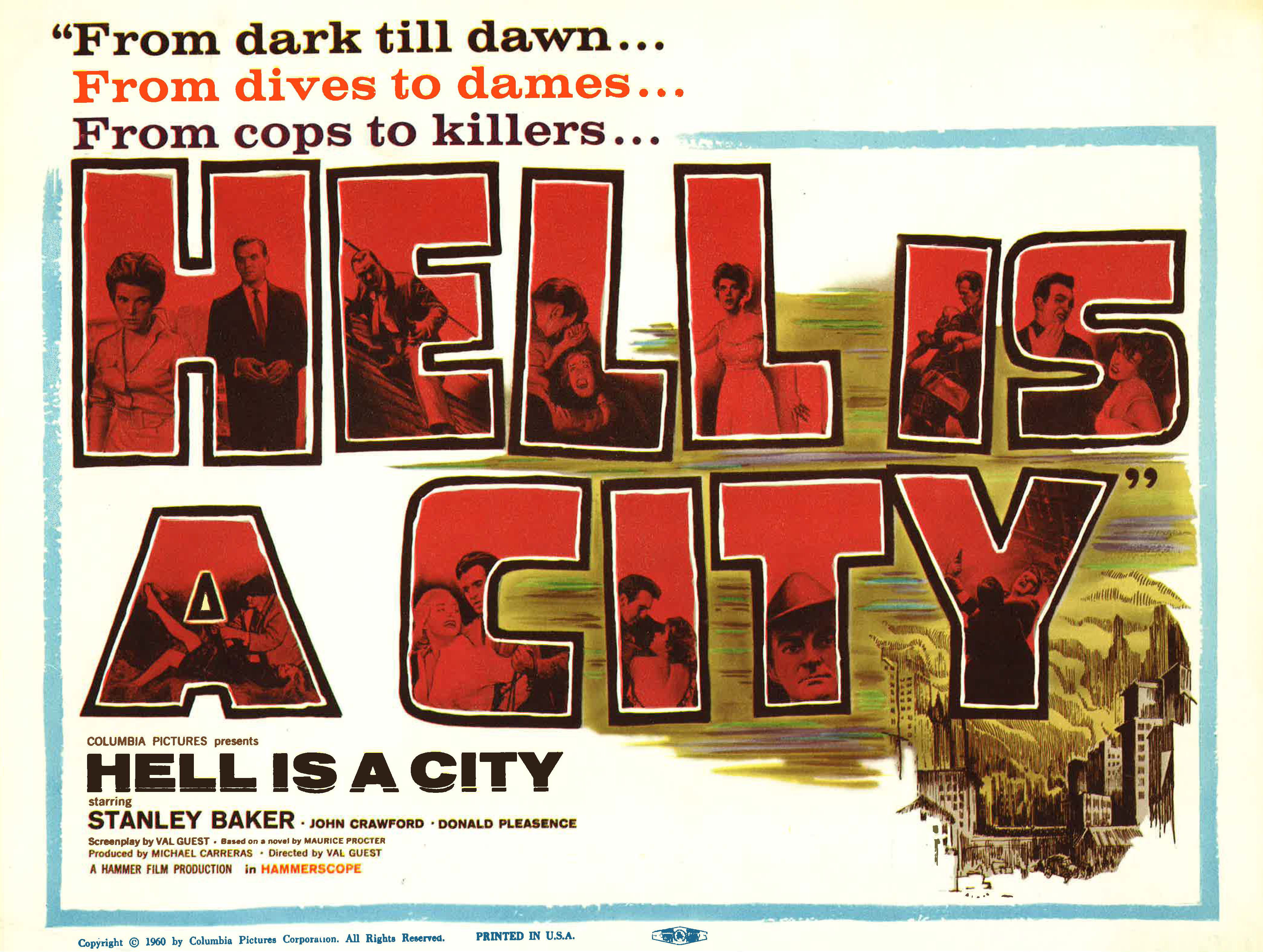 image 006 hell is a city lobby cards-v2